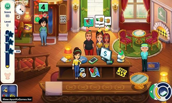 Hotel Ever After - Ella's Wish Screenshot 1, Full Version, PC Game, Download Free
