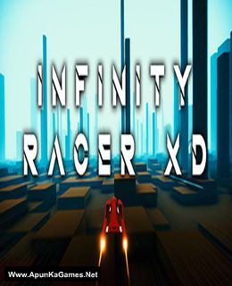 Infinity Racer XD Cover, Poster, Full Version, PC Game, Download Free