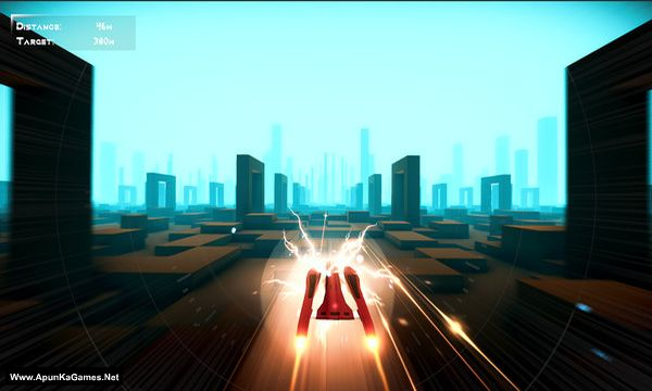 Infinity Racer XD Screenshot 1, Full Version, PC Game, Download Free
