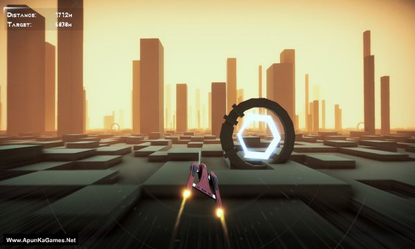 Infinity Racer XD Screenshot 2, Full Version, PC Game, Download Free