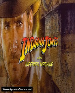 Indiana Jones and the Infernal Machine Cover, Poster, Full Version, PC Game, Download Free