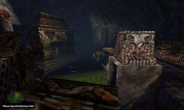 Indiana Jones and the Infernal Machine Screenshot 2, Full Version, PC Game, Download Free