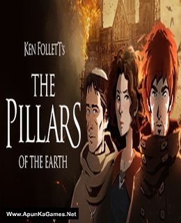 Ken Follett's The Pillars of the Earth Cover, Poster, Full Version, PC Game, Download Free