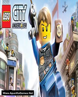 Lego City Undercover Cover, Poster, Full Version, PC Game, Download Free