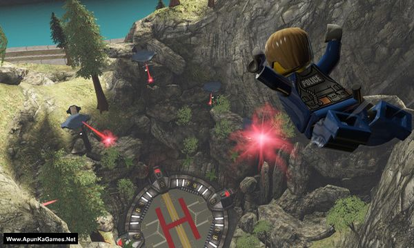 Lego City Undercover Screenshot 1, Full Version, PC Game, Download Free