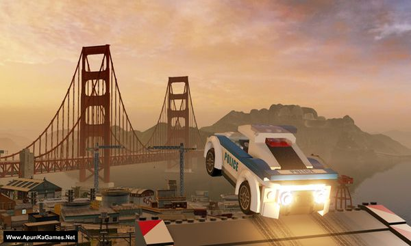 Lego City Undercover Screenshot 2, Full Version, PC Game, Download Free