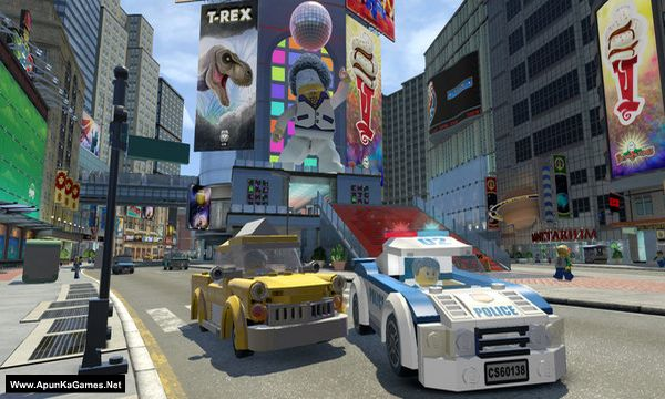 Lego City Undercover Screenshot 3, Full Version, PC Game, Download Free