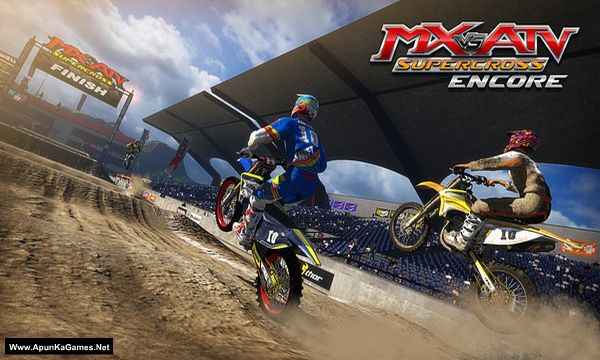 MX vs. ATV Supercross Encore Screenshot 2, Full Version, PC Game, Download Free