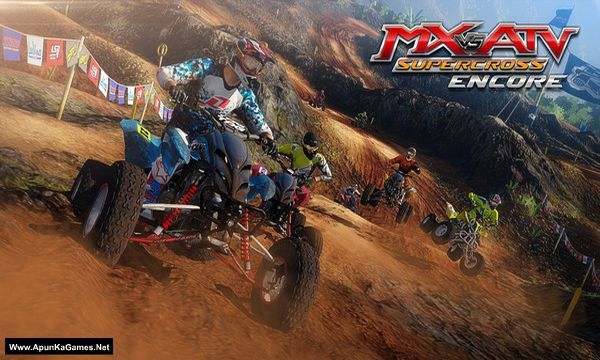 MX vs. ATV Supercross Encore Screenshot 3, Full Version, PC Game, Download Free