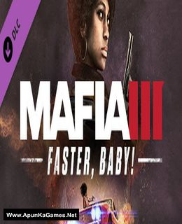 Mafia III: Faster, Baby! Cover, Poster, Full Version, PC Game, Download Free