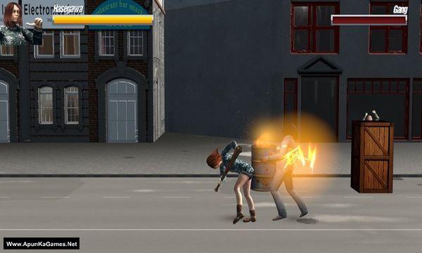 Massive Air Combat - Karate Hasegawa Screenshot 3, Full Version, PC Game, Download Free