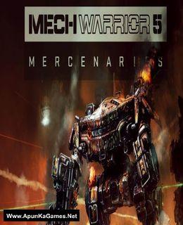 MechWarrior 5: Mercenaries Cover, Poster, Full Version, PC Game, Download Free