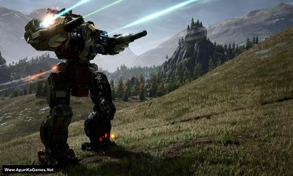 MechWarrior 5: Mercenaries Screenshot 2, Full Version, PC Game, Download Free