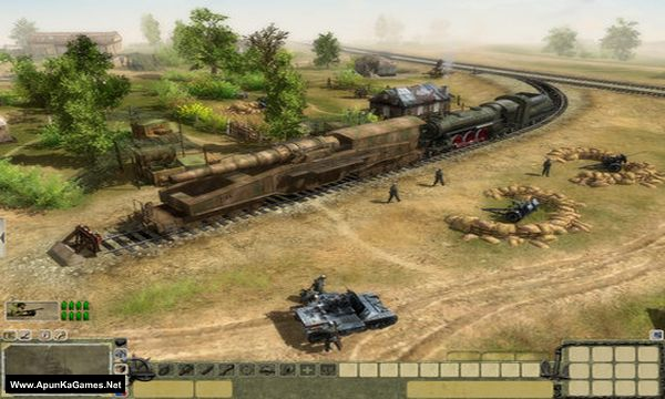 Men of War: Red Tide Screenshot 1, Full Version, PC Game, Download Free