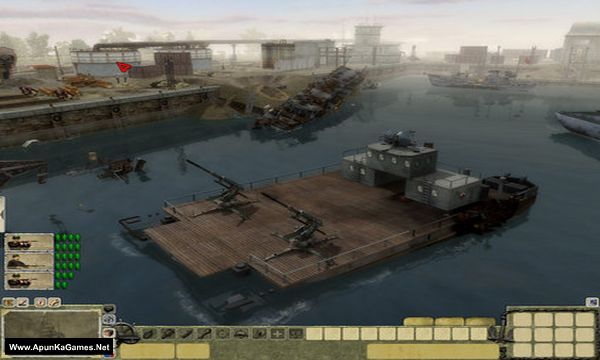 Men of War: Red Tide Screenshot 2, Full Version, PC Game, Download Free
