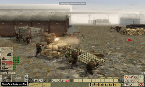 Men of War: Red Tide Screenshot 3, Full Version, PC Game, Download Free