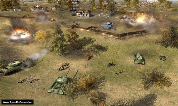 Men of War Screenshot 1, Full Version, PC Game, Download Free