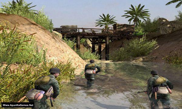 Men of War Screenshot 2, Full Version, PC Game, Download Free
