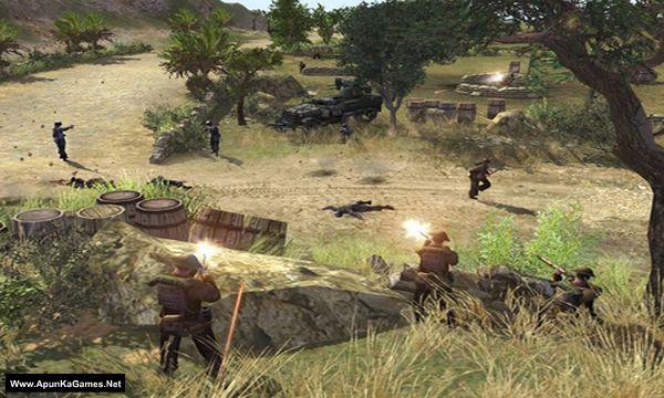 Men of War Screenshot 3, Full Version, PC Game, Download Free