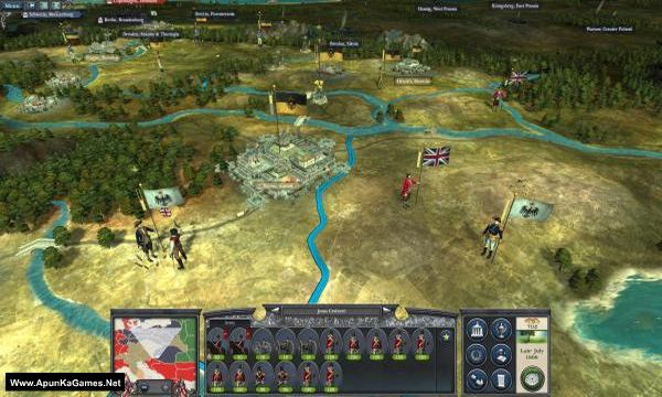 Napoleon: Total War Screenshot 1, Full Version, PC Game, Download Free