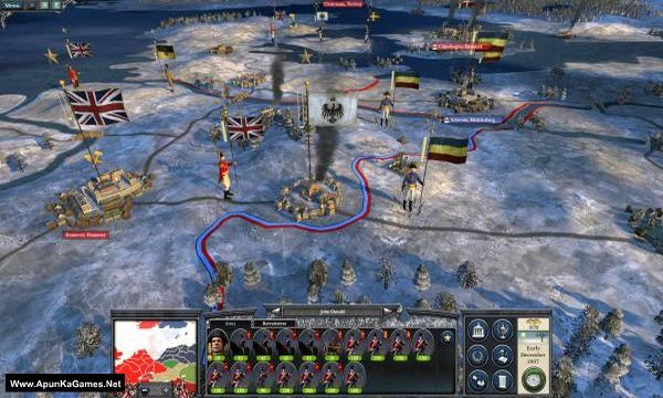Napoleon: Total War Screenshot 2, Full Version, PC Game, Download Free