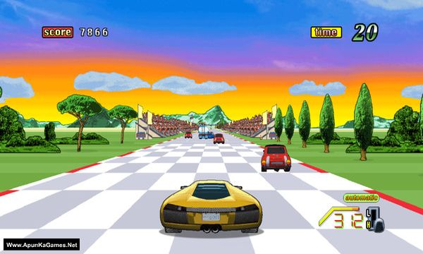 Ocean Drive Challenge Remastered Screenshot 1, Full Version, PC Game, Download Free