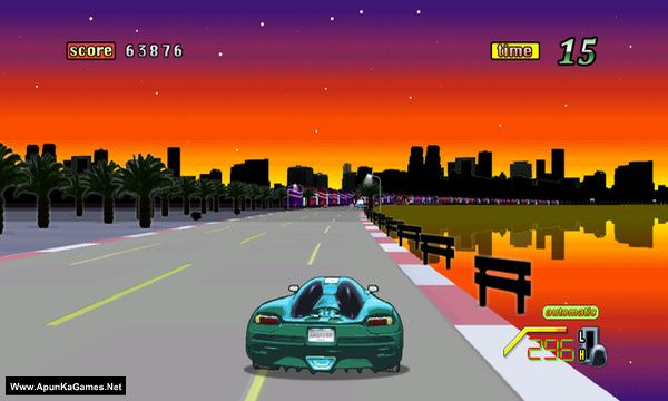 Ocean Drive Challenge Remastered Screenshot 2, Full Version, PC Game, Download Free