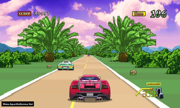 Ocean Drive Challenge Remastered Screenshot 3, Full Version, PC Game, Download Free