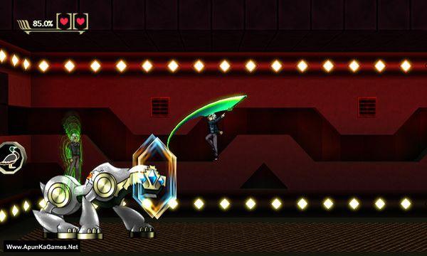Quantumleaper Screenshot 3, Full Version, PC Game, Download Free