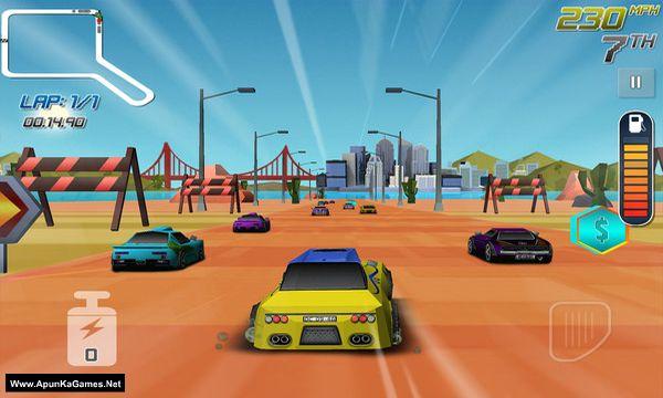 Race Race Racer Screenshot 1, Full Version, PC Game, Download Free