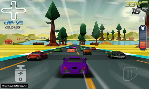 Race Race Racer Screenshot 2, Full Version, PC Game, Download Free