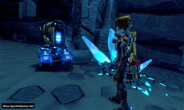 ReCore: Definitive Edition Screenshot 3, Full Version, PC Game, Download Free