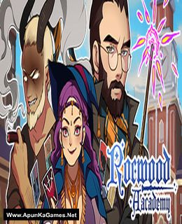 Rocwood Academy Cover, Poster, Full Version, PC Game, Download Free