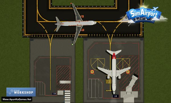 SimAirport Screenshot 2, Full Version, PC Game, Download Free
