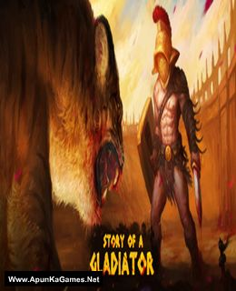 Story of a Gladiator Cover, Poster, Full Version, PC Game, Download Free