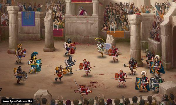 Story of a Gladiator Screenshot 1, Full Version, PC Game, Download Free