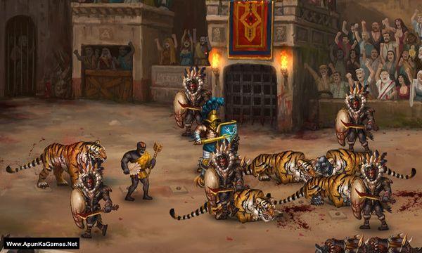 Story of a Gladiator Screenshot 2, Full Version, PC Game, Download Free