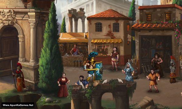 Story of a Gladiator Screenshot 3, Full Version, PC Game, Download Free