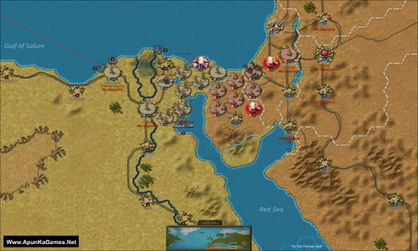 Strategic Command: World War I Screenshot 2, Full Version, PC Game, Download Free