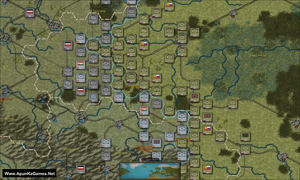 Strategic Command: World War I Screenshot 3, Full Version, PC Game, Download Free