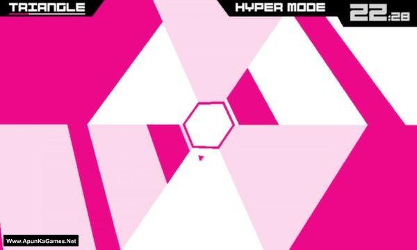Super Hexagon Screenshot 3, Full Version, PC Game, Download Free