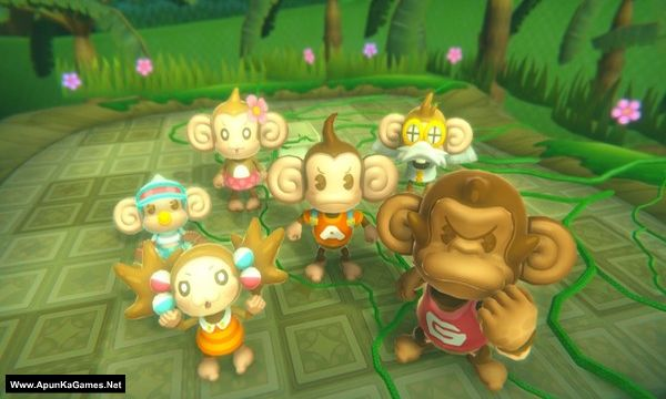 Super Monkey Ball: Banana Blitz HD Screenshot 1, Full Version, PC Game, Download Free