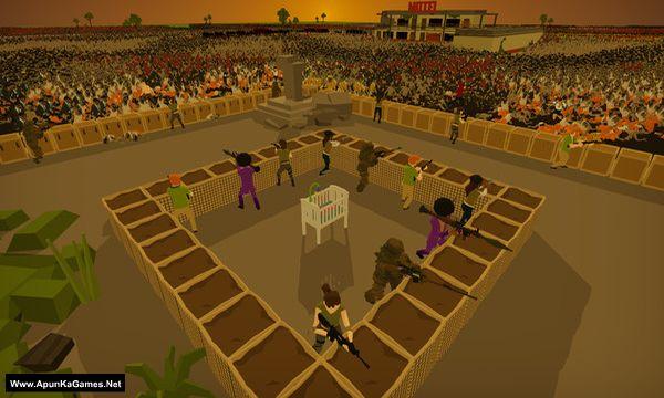 SwarmZ Screenshot 1, Full Version, PC Game, Download Free