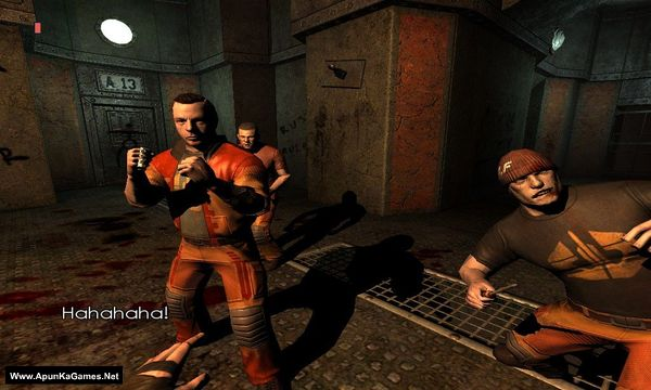 The Chronicles of Riddick: Escape from Butcher Bay Screenshot 1, Full Version, PC Game, Download Free