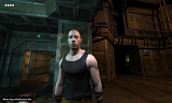 The Chronicles of Riddick: Escape from Butcher Bay Screenshot 2, Full Version, PC Game, Download Free