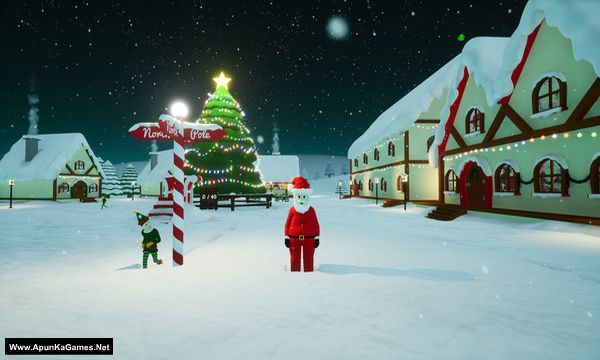 The North Pole Screenshot 1, Full Version, PC Game, Download Free