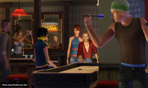 The Sims 3 Late Night Screenshot 2, Full Version, PC Game, Download Free