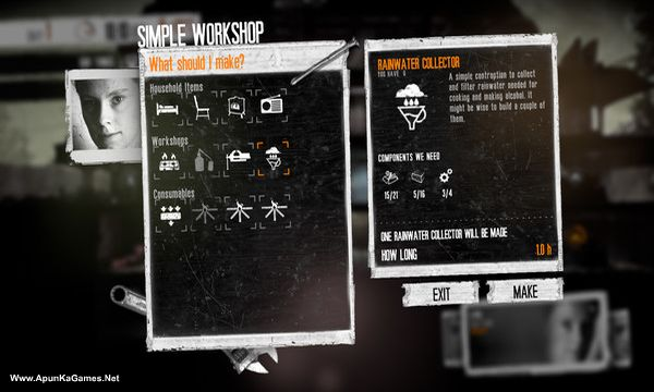 This War of Mine Screenshot 3, Full Version, PC Game, Download Free