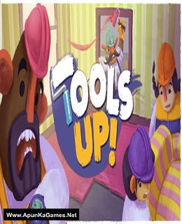 Tools Up! Cover, Poster, Full Version, PC Game, Download Free
