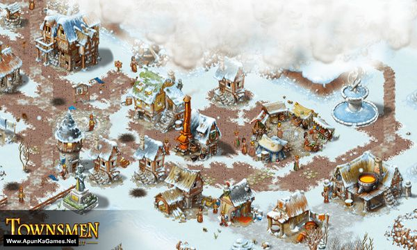 Townsmen - A Kingdom Rebuilt Screenshot 2, Full Version, PC Game, Download Free